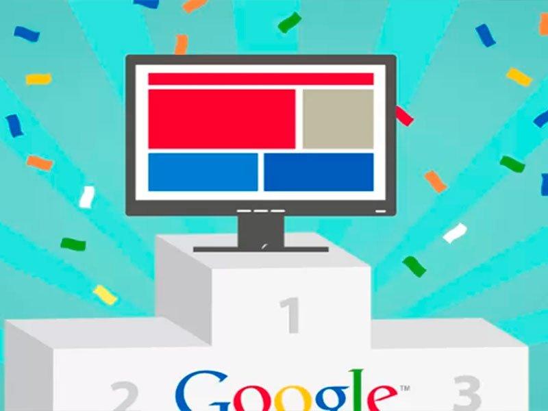 Que melhorar seus resultados e aparecer no topo do Google